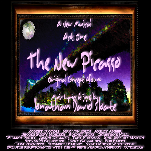listen to the music the new picasso the musical